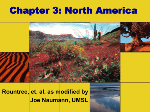 Chapter 3 - North America (3D)
