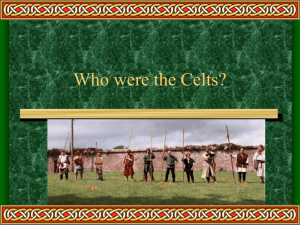 Who Were the Celts