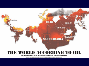 The World According to Oil