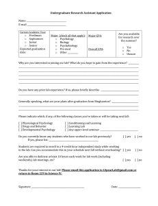 "fill out a ""pre-application"""
