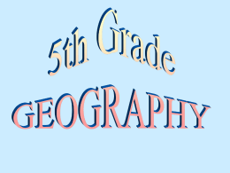 US Geography 2