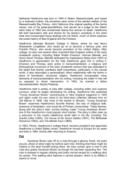 young goodman brown understanding faith essay Free goodman brown papers, essays the beginning of the story mentions the goodman's wife, faith [tags: young goodman brown ygb] of understanding.