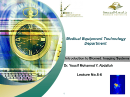 Lecture No. 5-6