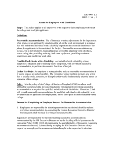 HR-4005 Access for Employees with Disabilities.doc