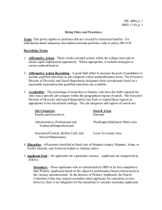 HR-4080 Hiring Policy and Procedures.doc