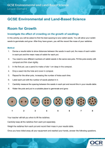 Units B682 and B683 - Room for growth - Lesson element - Learner activity (DOC, 1MB)