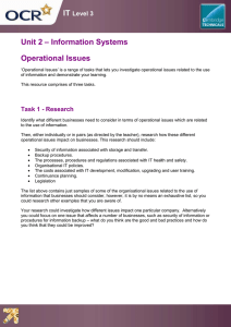 Unit 02 - Information systems - Lesson element learner task (DOC, 7MB)