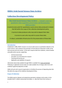 Collection Development Policy (opens in a new window)