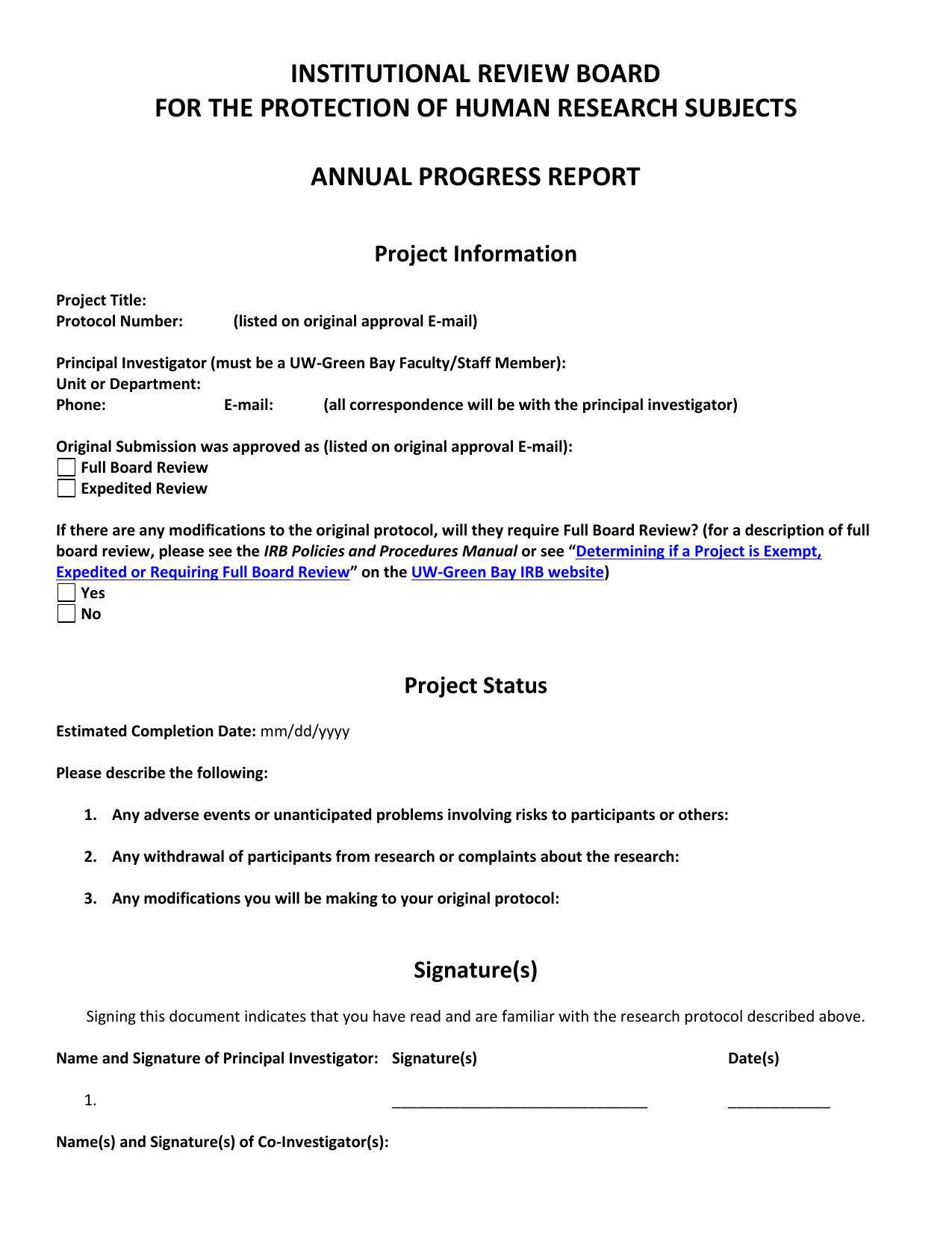 Complaints review report dating