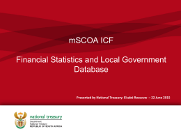 Item 10_Financial statistics and LG Database