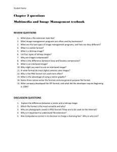 Chapter 2 questions Multimedia and Image Management textbook REVIEW QUESTIONS