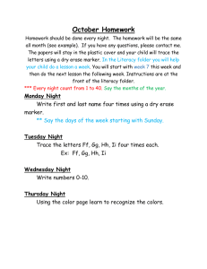 October 2015 Homework new