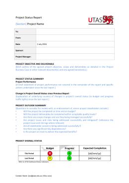 project handover guidelines rh studylib net Hand Over Report Template Project Handover Template