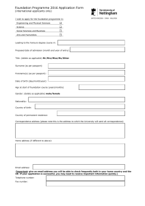 Download application form as a Word document (230 Kb)