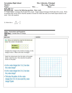 Math 8 Lesson Plan 20 Constant Rate of Change class outline for students.doc