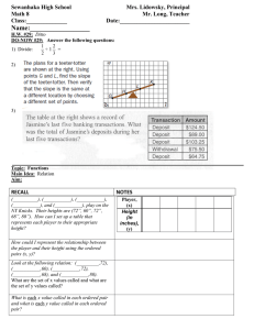 Math 8 Lesson Plan 29 Relation class outline for students.doc
