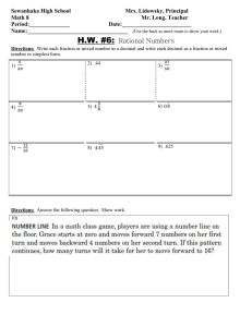 Math 8 HW 6 Rational Numbers.doc