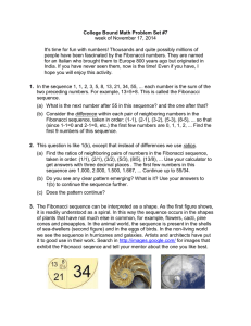 College Bound Math Problem Set #7 week of November 17, 2014