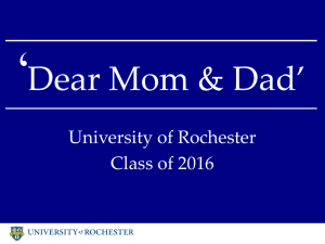 Dear Mom and Dad 2016