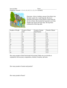 Geometry Assessments_files/geom%20survival%20hike.doc