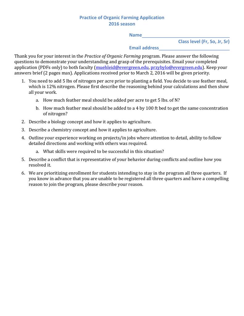 http://academic evergreen edu/p/przybylo/Downloads/POF Application
