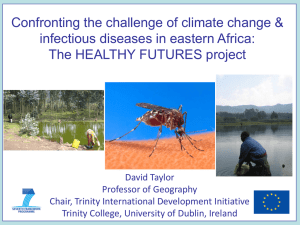 View the presentation delivered by David Taylor, School of Natural Sciences, TCD.