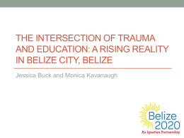 THE INTERSECTION OF TRAUMA AND EDUCATION: A RISING REALITY