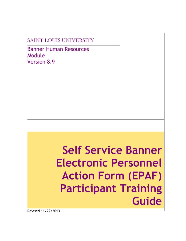 EPAF Participant Guide