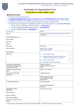Nomination form (.doc 41KB)