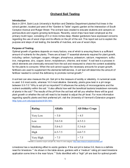 Soil analysis request form university of minnesota extension for Soil full form