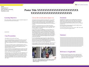 Poster Template 3 (maybe better for Vignette (powerpoint 36 by 48 inches)