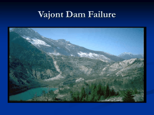 Group14_Vajont Dam Failure.ppt