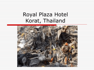 Royal Plaza Hotel FINAL.ppt
