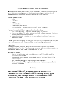 Buy Science Projects Essay  Evaluative Essay Review Final Draft Due  Essay On Religion And Science also Cause And Effect Essay Topics For High School Cause And Effect Essay Assignmentdoc Persuasive Essay Topics High School