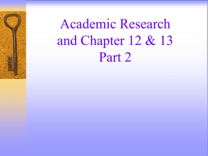 Chapter 12/13-2 PPT