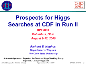 Higgs Searches in Run II at CDF