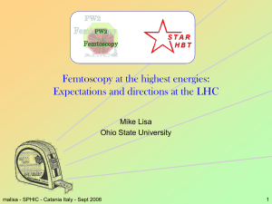 Femtoscopy at the highest energies: Expectations and directions at the LHC