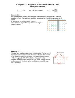faradays law and induced emf mastering physics