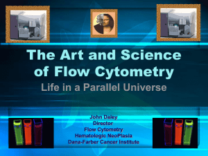 The Art and Science of Flow Cytometry 2