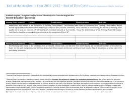 PLOAP End Template AY 11-12 from May 2012