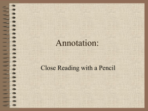 AnnotationFinal.ppt