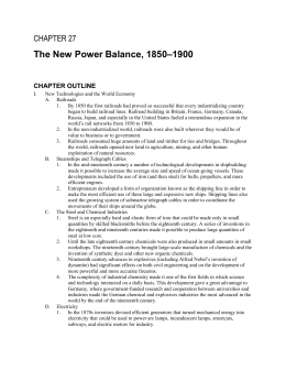 ap world ch 4 outline Academics academic courses  social studies  ap® european history  chapter review outlines the west and the world: chapter 26 - the west and the world.