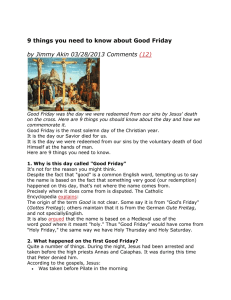 9 things you need to know about Good Friday  (12)