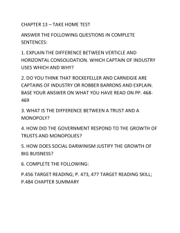 robber barons or captains of industry essay question directions chapter 13 take home test sentences