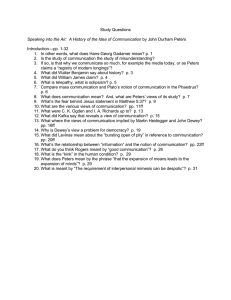 Study Questions  —pp. 1-32 Introduction