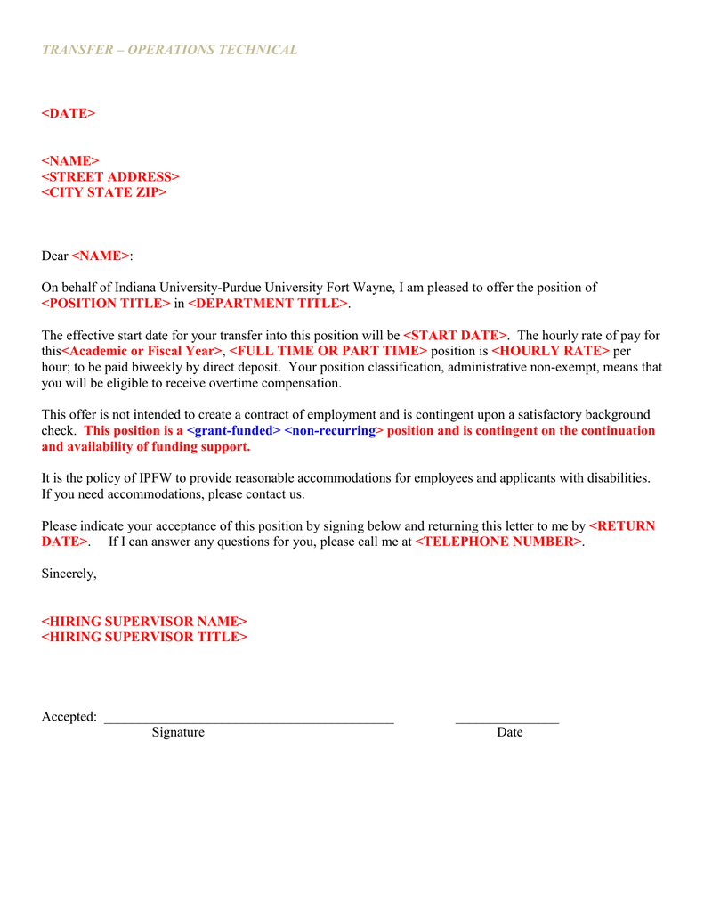 by signing and dating this letter below i