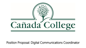Position Proposal: Digital Communications Coordinator