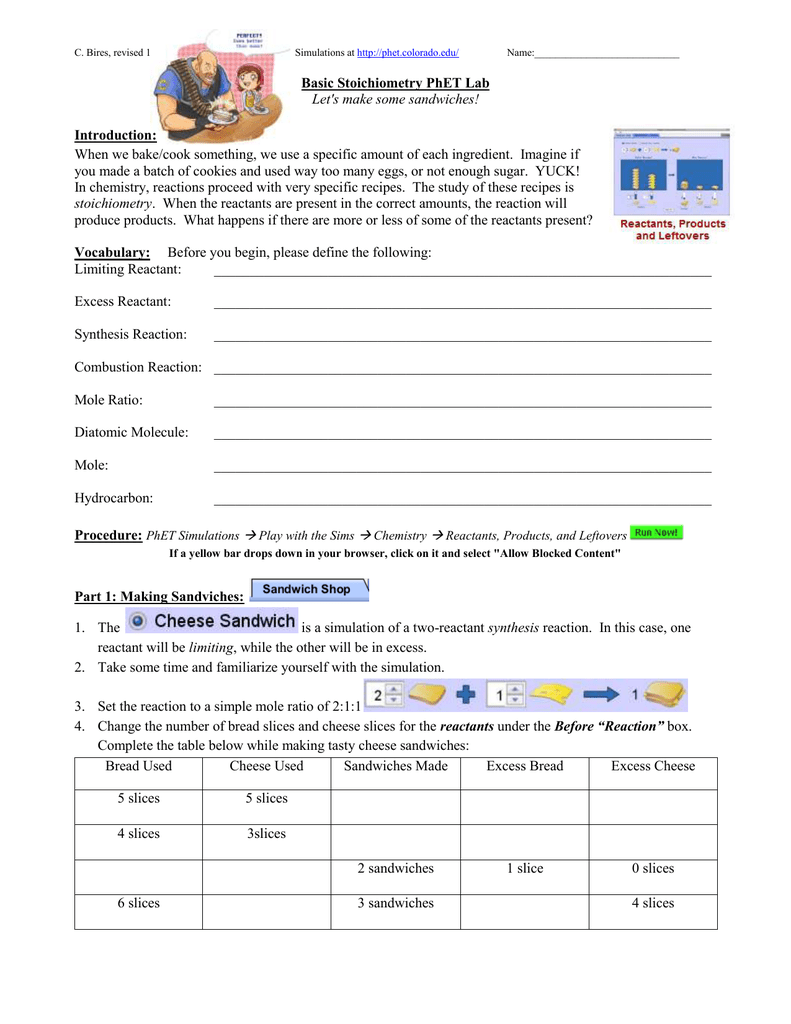 answers to worksheet for basic stoichiometry kidz activities. Black Bedroom Furniture Sets. Home Design Ideas