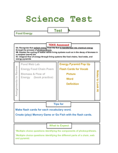 Science Test Prep  Test