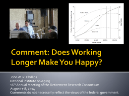 John W. R. Phillips National Institute on Aging 16